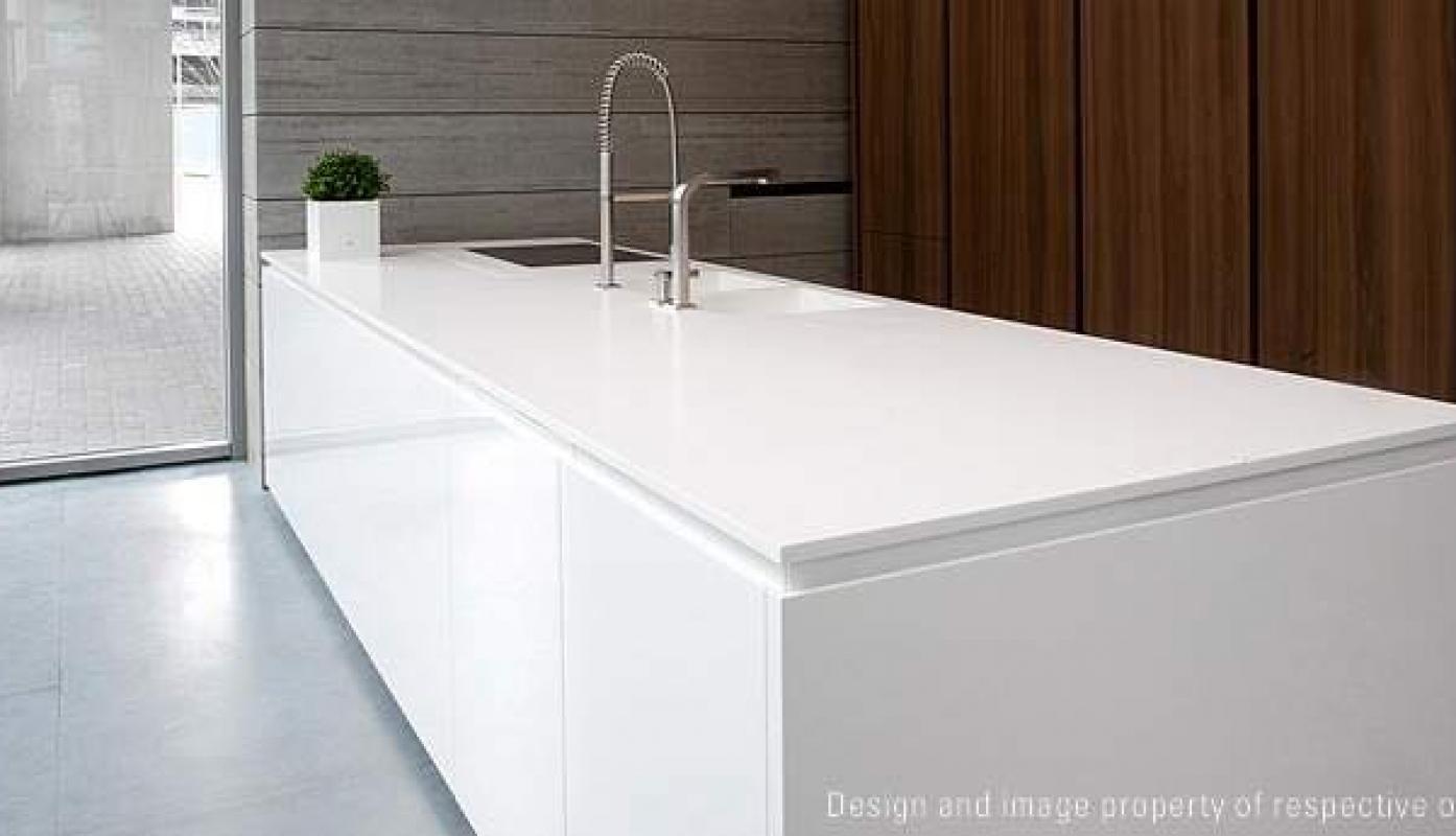 Kitchen Worktop Surfaces. Kitchen Range Different Surfaces From ...